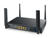 ZyXEL SBG3600-N-I Banda singola (2.4 GHz) Gigabit Ethernet 3G 4G Nero router wireless