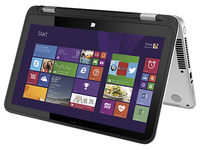 "HP Pavilion x360 13-s120ds 2.3GHz i3-6100U 13.3"" 1366 x 768Pixel Touch screen Argento Ibrido (2 in 1)"
