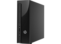 HP Slimline 411-a000nl 1.6GHz N3050 Mini Tower Nero PC