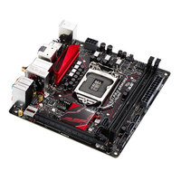 ASUS B150I PRO GAMING/WIFI/AURA Intel B150 LGA 1151 (Socket H4) Mini ITX scheda madre