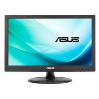 "ASUS VT168N point touch monitor 15.6"" 1366 x 768Pixel Multi-touch Nero monitor touch screen"