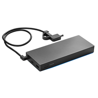 HP Notebook Power Bank 18.000 mAh Indoor battery charger Nero