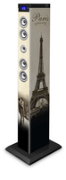Bigben Interactive TW9PARIS2 Torre 60W Marrone set audio da casa
