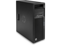 HP 440 MT + NVIDIA Quadro M4000 + 1TB SATA 6Gb/s 7200 Hard Drive 3.5GHz E5-1620V3 Mini Tower Nero Stazione di lavoro