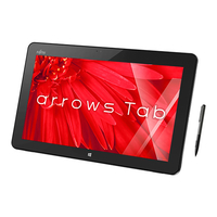 Fujitsu ARROWS Tab WR1/X 128GB Nero tablet