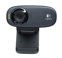 WEBCAM C310 BLACK LOGITECH PN:960-001065