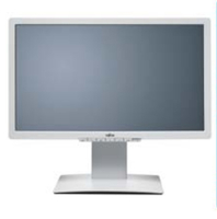 "Fujitsu Displays B23T-7 23"" Full HD Opaco Bianco monitor piatto per PC"