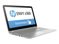 "HP ENVY x360 15-w101tx 2.5GHz i7-6500U 15.6"" 1920 x 1080Pixel Touch screen Argento Ibrido (2 in 1)"