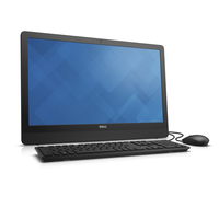 "DELL Inspiron 24 2.3GHz i3-6100U 23.8"" 1920 x 1080Pixel Touch screen Nero PC All-in-one"