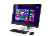"DELL XPS One 2710 3.1GHz i7-3770S 27"" 2560 x 1440Pixel Touch screen Nero, Argento PC All-in-one"