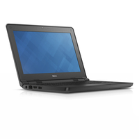 "DELL Latitude 3160 1.6GHz N3700 11.6"" 1366 x 768Pixel Touch screen Nero Computer portatile"