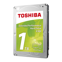 Toshiba E300 1000GB Serial ATA III disco rigido interno