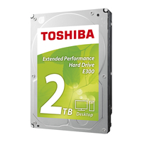 Toshiba E300 2TB 2000GB Serial ATA III disco rigido interno