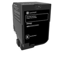 Lexmark 84C1HK0 toner cartridge Original Black 1 pc(s)