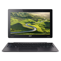 "Acer Aspire Switch 12 SW7-272P-M9JP 0.9GHz m3-6Y30 12.5"" 1920 x 1080Pixel Touch screen Nero Ibrido (2 in 1)"