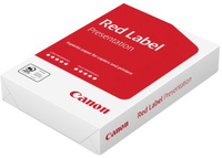 Canon Red Label Presentation A4 (210×297 mm) Opaco Bianco carta inkjet
