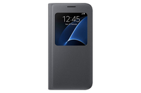 "Samsung S View Cover 5.1"" Custodia a libro Nero"