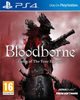 Sony Bloodborne: Game of the year edition, PS4 PlayStation 4 videogioco