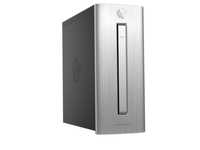 HP ENVY 750-103d 3.4GHz i7-6700 Scrivania Argento PC