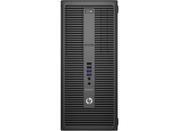 HP EliteDesk 800 G2 2.6GHz i7-6700HQ Microtorre Nero PC