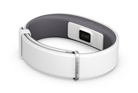 Sony SmartBand 2 Wristband activity tracker Senza fili IP68 Bianco