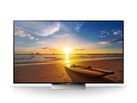 "Sony KD55XD9305 55"" 4K Ultra HD Compatibilità 3D Smart TV Wi-Fi Nero LED TV"
