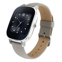 "ASUS WI502Q(BQC)-1MSIL0006 1.45"" AMOLED 50g Argento smartwatch"