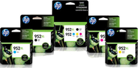 HP 952 Black Original Ink Cartridge 1000pagine Nero cartuccia d