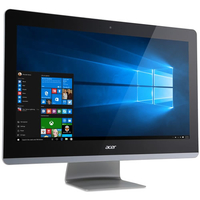 "Acer Aspire Z3-711-CR52 1.7GHz i3-4005U 23.8"" 1920 x 1080Pixel Nero, Argento PC All-in-one"