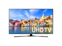 "Samsung UN55KU7000F 55"" 4K Ultra HD Smart TV Wi-Fi LED TV"