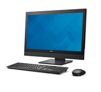"DELL OptiPlex 7440 + KB 3.2GHz i5-6500 23.8"" 1920 x 1080Pixel Nero PC All-in-one"