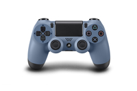 Sony DualShock 4, Limited Edition Uncharted 4 Gamepad PlayStation 4 Blu, Grigio