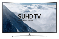 "Samsung UE65KS9005T 65"" 4K Ultra HD Smart TV Wi-Fi Nero, Argento LED TV"