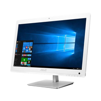 "ASUS Vivo AiO V200IB 1.6GHz N3700 19.5"" 1920 x 1080Pixel Bianco PC All-in-one"