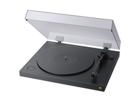 Sony PSHX500 Belt-drive audio turntable Nero piatto audio