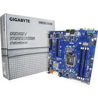 Gigabyte MX31-BS0 (rev. 1.1) Intel C232 LGA 1151 (Socket H4) Micro ATX server/workstation motherboard