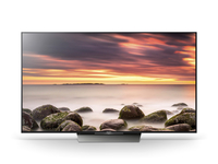 "Sony KD55XD8599 55"" 4K Ultra HD Smart TV Wi-Fi Nero LED TV"