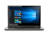 "Toshiba Satellite Radius 15 P55W-C5316-4K 2.5GHz i7-6500U 15.6"" 3840 x 2160Pixel Touch screen Carbonio, Grigio Ibrido (2 in 1)"