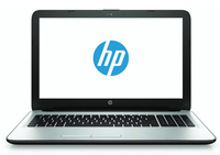 "HP 15-af112nc 1.8GHz A6-6310 15.6"" 1366 x 768Pixel Nero, Acciaio inossidabile Computer portatile"
