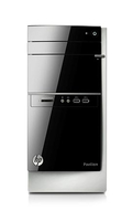HP Pavilion 500-459 3GHz i5-4430 Mini Tower Nero PC