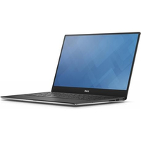"DELL XPS 13 Laptop 2.5GHz i7-6500U 13.3"" 3200 x 1880Pixel Touch screen Argento Computer portatile"