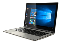 "Toshiba Satellite Radius 12 P20W-C-109 2.2GHz i5-5200U 12.5"" 1920 x 1080Pixel Touch screen Argento Ibrido (2 in 1) notebook/portatile"