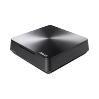 ASUS VivoMini VM65-G007M 2.3GHz i3-6100U PC di dimensione 2L Nero Mini PC