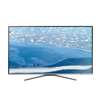 "Samsung UE49KU6400U 49"" 4K Ultra HD Smart TV Wi-Fi Argento LED TV"