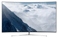 "Samsung UE49KS9080T 49"" 4K Ultra HD Smart TV Wi-Fi Nero, Argento LED TV"