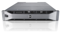 DELL PowerVault MD3800i Armadio (2U) Nero, Metallico array di dischi