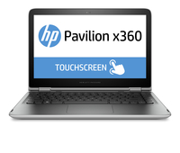 "HP Pavilion x360 13-s128nr 2.3GHz i5-6200U 13.3"" 1920 x 1080Pixel Touch screen Argento Ibrido (2 in 1)"