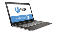 "HP ENVY 17-n112tx 2.6GHz i7-6700HQ 17.3"" 1920 x 1080Pixel Touch screen Nero, Grigio Computer portatile"