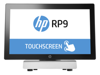 "HP RP9 G1 Retail System Model 9018 Tutto in uno 3.3GHz G4400 18.5"" 1366 x 768Pixel Touch screen terminale POS"