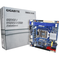 Gigabyte MX11-PC0 (rev. 1.0) Intel C232 LGA 1151 (Socket H4) Mini ITX server/workstation motherboard